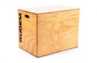 Rudem Jump box 3 en 1 - Fabricacion local