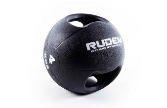 Dual Grip Med Ball 4kg