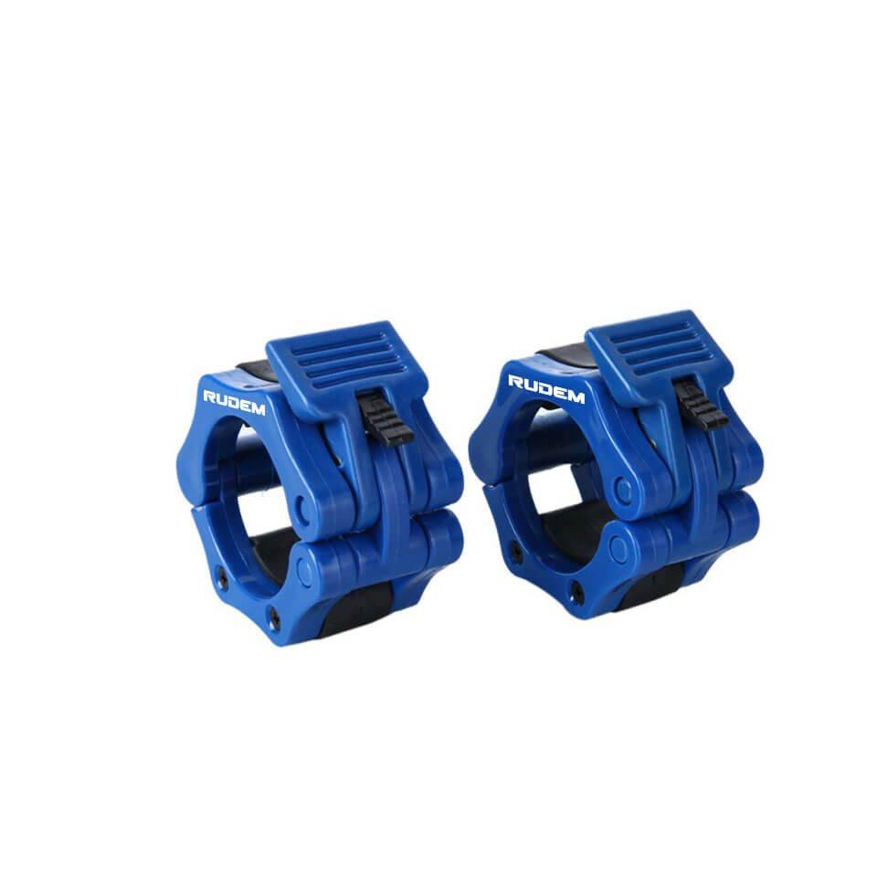 Lock Collars blue