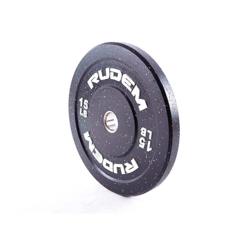 Rubber Bumpers Plates 15 lb