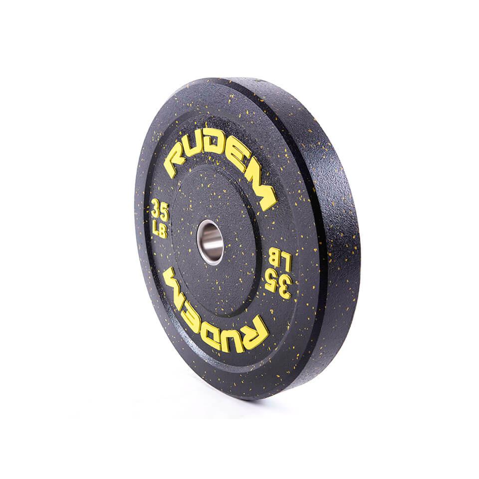 Rubber Bumpers Plates 35 lb