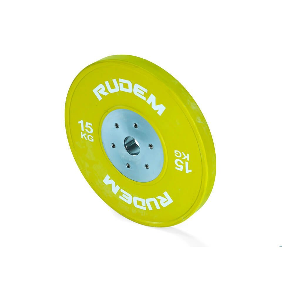 Competition Bumpers Plates 15kg