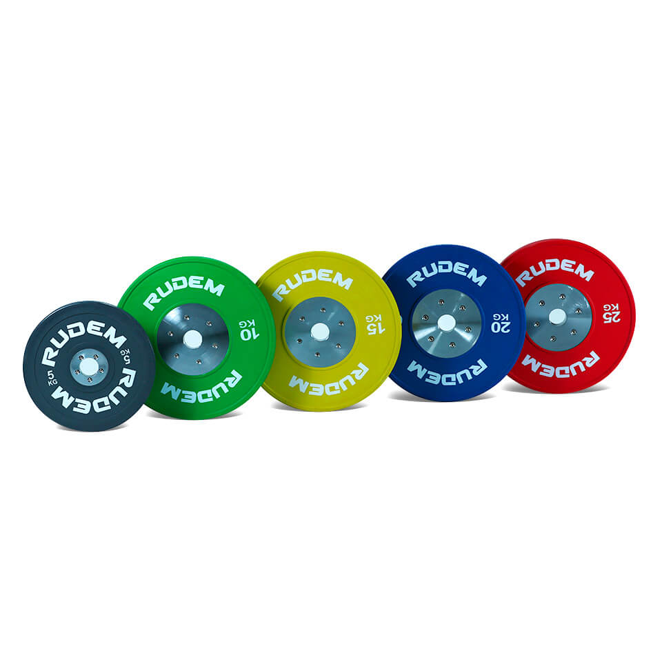 Competition Bumpers Plates