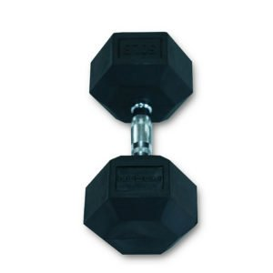 Dumbbell / Mancuerna Hexagonal 50LB