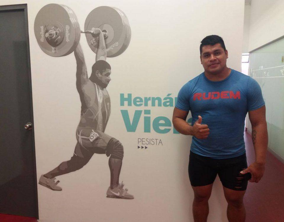 Hernan Viera competencias