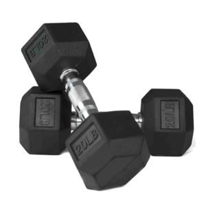 Dumbbells / Mancuernas Hexagonal LB