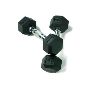 Dumbbell / Mancuerna Hexagonal 5LB