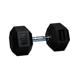 Dumbbell / Mancuerna Hexagonal 70LB